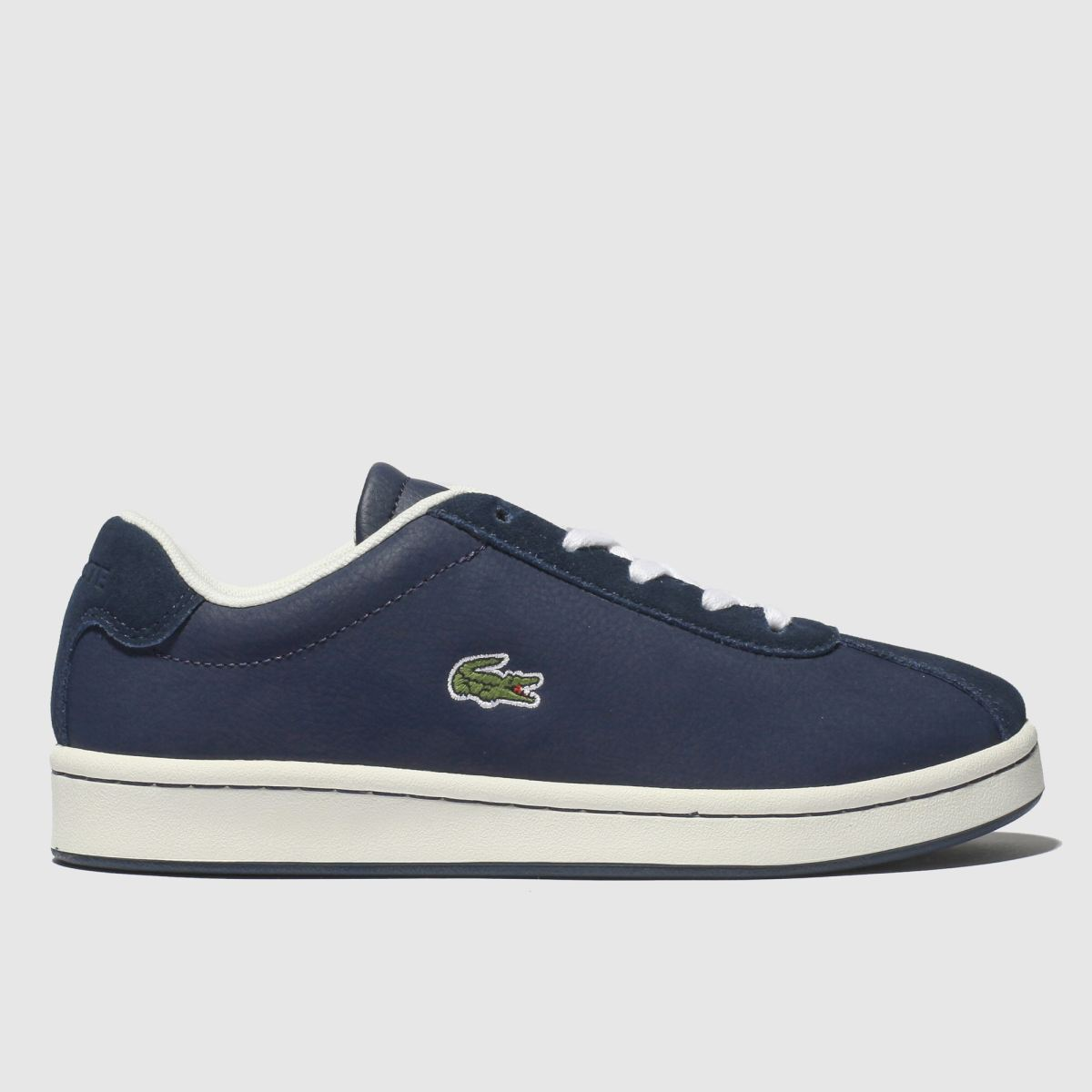 Lacoste Navy Masters Trainers Junior