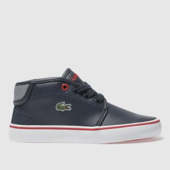 Lacoste Navy & Grey AMPTHILL Boys Junior