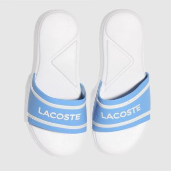 Lacoste Blue L.30 Boys Junior