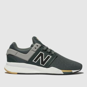 New Balance Khaki 247 Boys Junior
