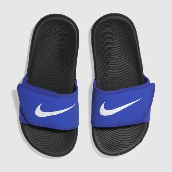 Nike Blue Kawa Adjust Boys Junior