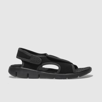 Nike Black Sunray Adjust Boys Junior