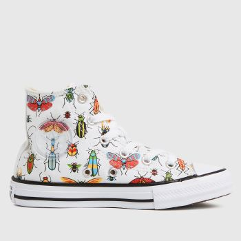 Converse Multi Hi Bugged Out Boys Junior