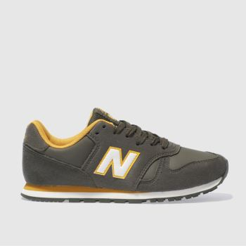New Balance Khaki 373 Boys Junior