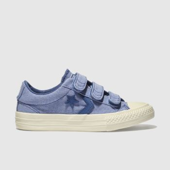 Converse Blue Star Player 3V Boys Junior