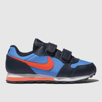 Nike Blue MD RUNNER Boys Junior