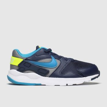 Nike Navy & Grey Ld Victory Boys Junior