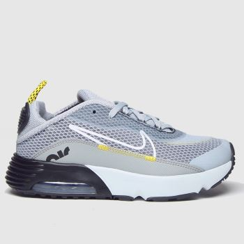 Nike Dark Grey Air Max 2090 Boys Junior