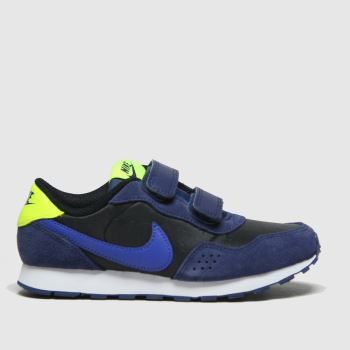 Nike Navy & Black Md Valiant Boys Junior