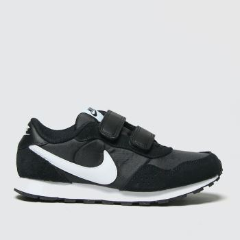 Nike Black & White Md Valiant Boys Junior
