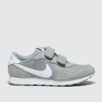 Nike Grey Md Valiant Boys Junior