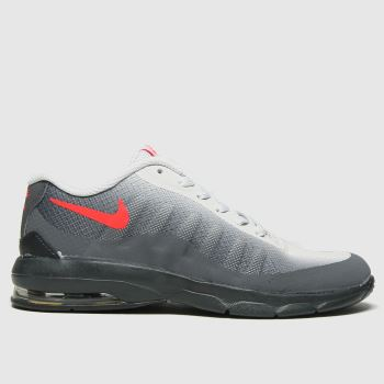 Nike Grey Air Max Invigor Boys Junior