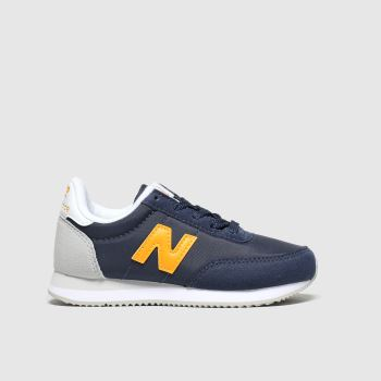 New Balance Navy 720 Boys Junior
