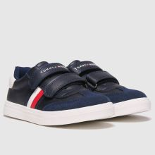 Tommy Hilfiger Low Cut Velcro Sneaker 1