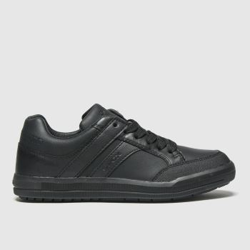 Geox Black Arzach Boys Junior#