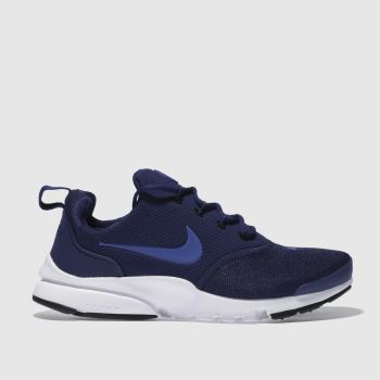Nike Navy Presto Fly Boys Youth