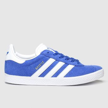 Adidas Blue Gazelle c2namevalue::Boys Youth
