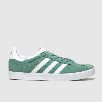 Adidas Green Gazelle Boys Youth