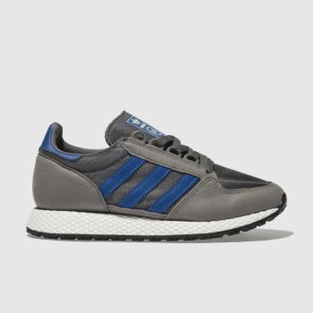 Adidas Dark Grey FOREST GROVE Boys Youth