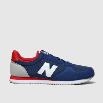 New Balance Navy & Red 220 Boys Youth