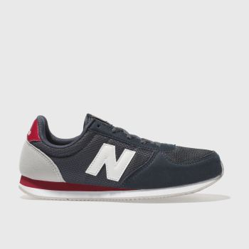 New Balance Navy 220 Boys Youth