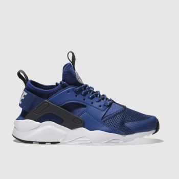 Nike Blue Huarache Run Ultra Boys Youth