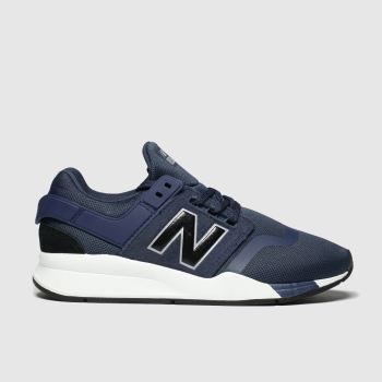 New Balance Navy & Black 247 Boys Youth