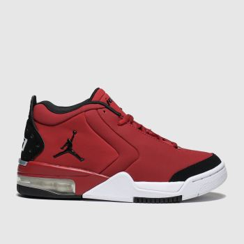 Nike Jordan Red Jordan Big Fund Boys Youth