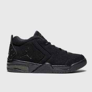 Nike Jordan Black Big Fund Boys Youth