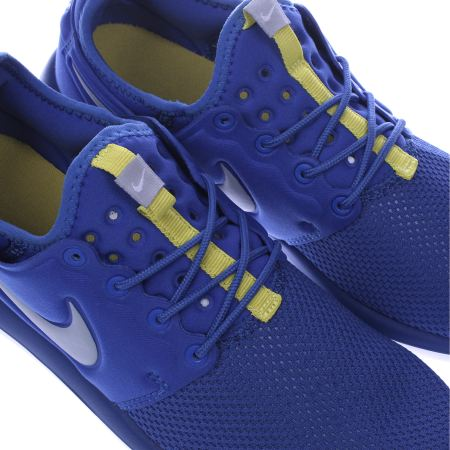 feetzi Nike Air Max 1 Ultra 2.0 Flyknit Blue for men