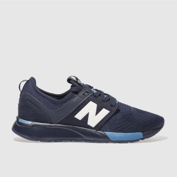 New Balance Navy 247 Boys Youth