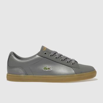Lacoste Grey Lerond Boys Youth