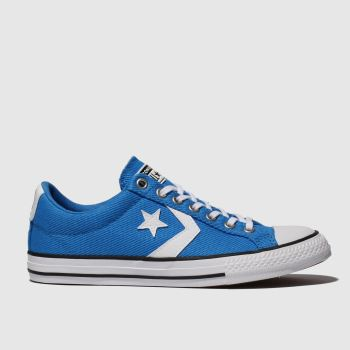 Converse Blue Star Player Ev Lo Boys Youth