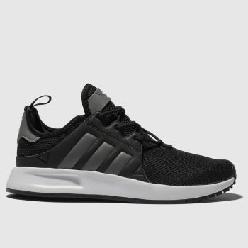 Adidas Black & Grey Adi X_Plr Boys Youth