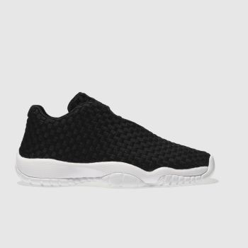 Nike Jordan Black FUTURE LOW Boys Youth