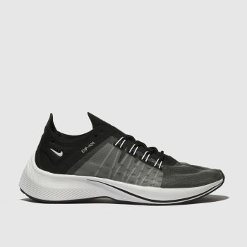 Nike Black & White Exp-X14 Boys Youth