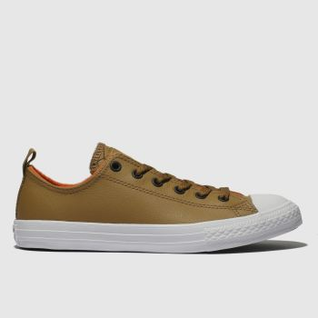 Converse Tan CHUCK TAYLOR ALL STAR LO Boys Youth