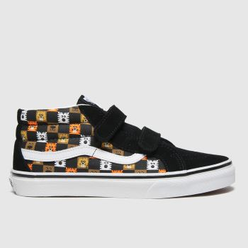 Vans Multi Sk8 Mid Reissue Boys Youth#