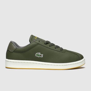 Lacoste Khaki Masters Boys Youth