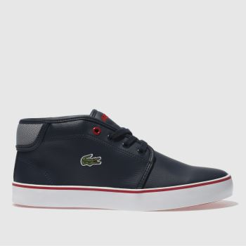 Lacoste Navy Ampthill Boys Youth