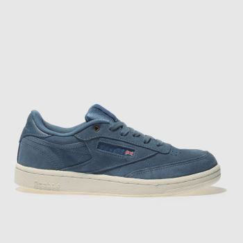 Reebok Blue Club C 85 Mcc Boys Youth