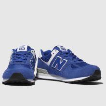 new balance 574 465 blau