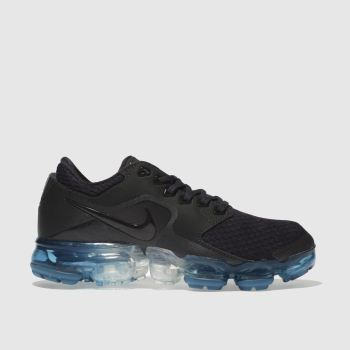 Nike Black and blue AIR VAPORMAX Boys Youth