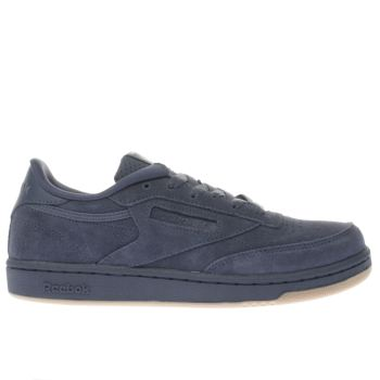 Reebok Navy Club C Boys Youth
