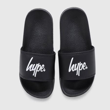 Hype Black Scripttitle=