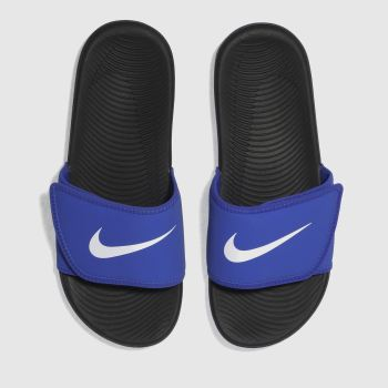 Nike Blue Kawa Adjust Boys Youth