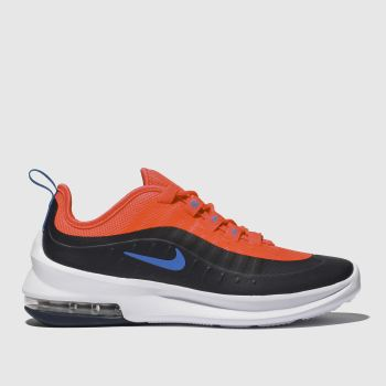 Nike Black & Red Air Max Axis Boys Youth