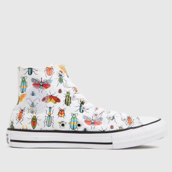 Converse Multi Hi Bugged Out Boys Youth