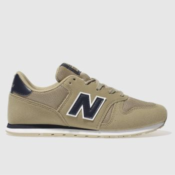 New Balance Tan 373 Boys Youth