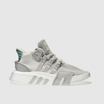 Adidas Grey Eqt Bask Adv Boys Youth
